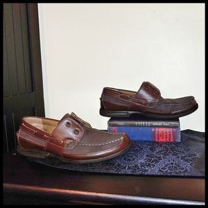 Nunn Bush Leather Boat Shoes